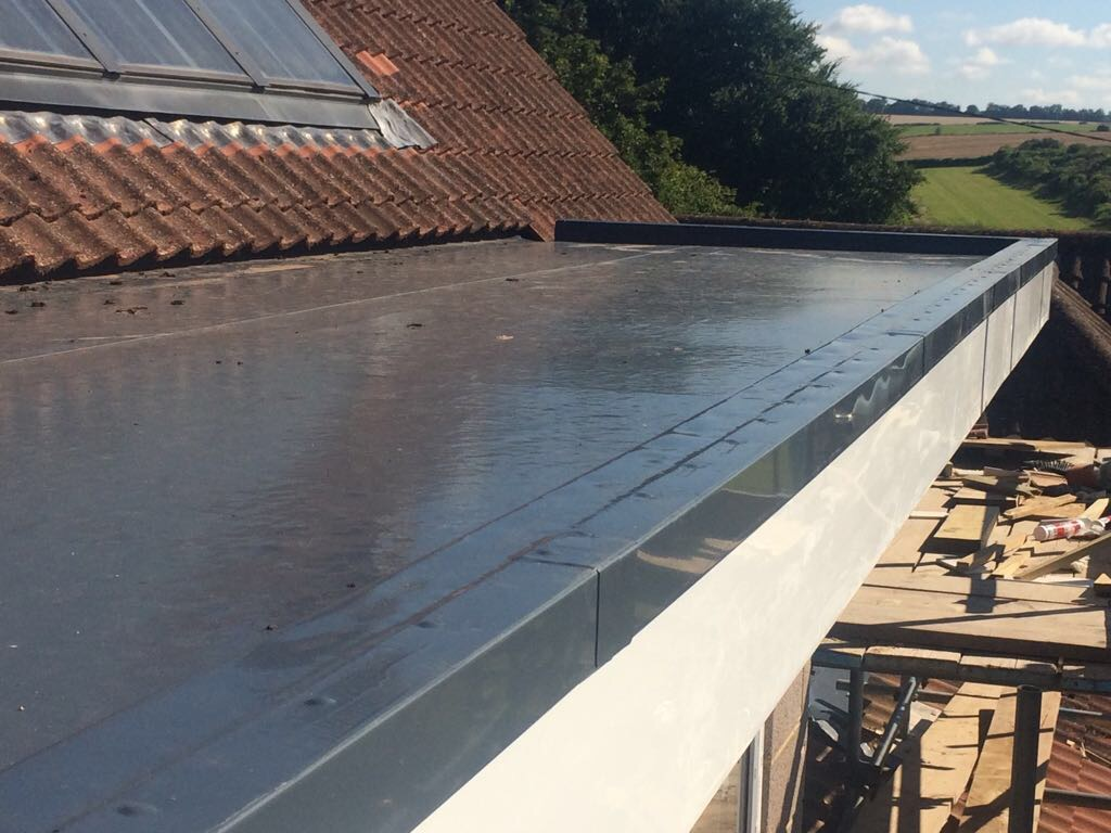 Alwitra Single Ply Membrane Sbm Flatroofing Limited